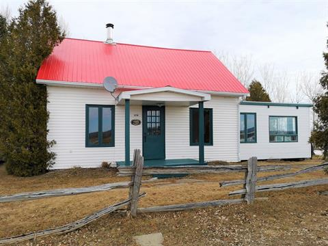 Maison à vendre à Hébertville, Saguenay/Lac-Saint-Jean, 1174, Rang  Sainte-Anne, 28010957 - Centris