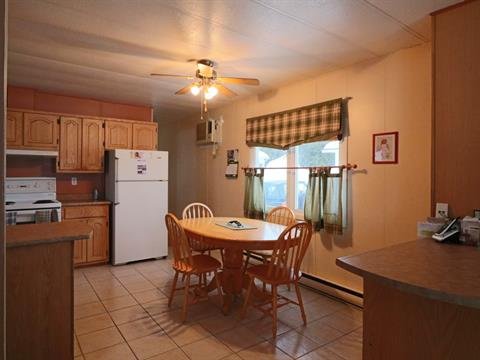 Mobile home for sale in Saint-Alexis-des-Monts, Mauricie, 171, Rue  Richard, 25557560 - Centris.ca
