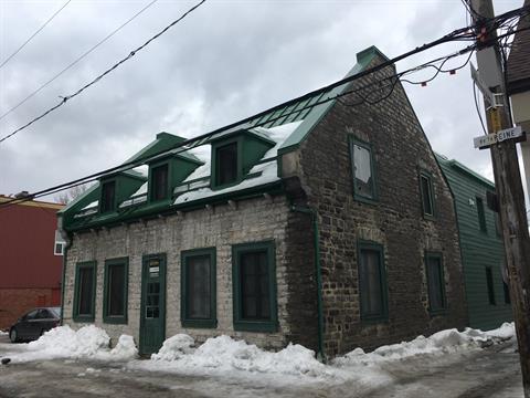 4plex for sale in La Cité-Limoilou (Québec), Capitale-Nationale, 722, Rue de la Reine, 12438334 - Centris