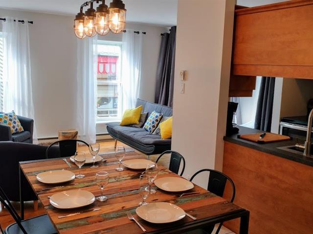 Condo for sale in Québec (La Cité-Limoilou), Capitale-Nationale, 237, Rue  Saint-Joseph Est, apt. 101, 21791090 - Centris.ca