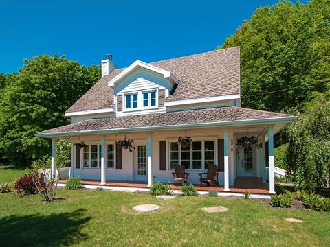 Maison à vendre à Saint-Jean-de-l'Île-d'Orléans, Capitale-Nationale, 5318, Chemin  Royal, 19333679 - Centris.ca