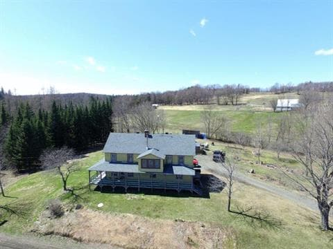 Farm for sale in Kingsbury, Estrie, 800 - 805, Route 243, 14998355 - Centris.ca