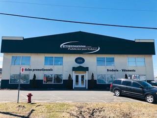 Bâtisse commerciale à vendre à Lévis (Desjardins), Chaudière-Appalaches, 584, Route du Président-Kennedy, 25815723 - Centris.ca