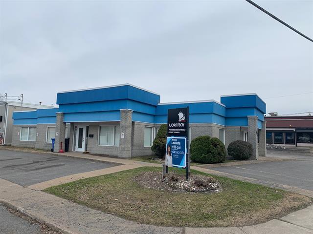 Bâtisse commerciale à vendre à Sorel-Tracy, Montérégie, 7900, Route  Marie-Victorin, 13494290 - Centris.ca