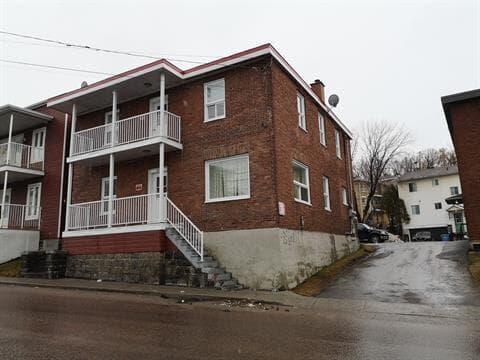Duplex à vendre in Chicoutimi (Saguenay), Saguenay/Lac-Saint-Jean, 422 - 424, Rue  Jacques-Cartier Est, 27102749 - Centris.ca