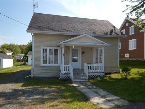 House for sale in Sainte-Françoise (Bas-Saint-Laurent), Bas-Saint-Laurent, 43, Rue  Principale, 9038368 - Centris.ca