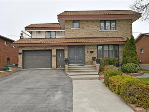 Maison à vendre à Saint-Laurent (Montréal), Montréal (Île), 2405, Rue  Robitaille, 24287590 - Centris
