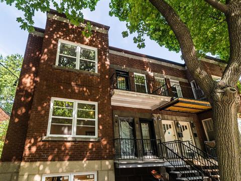 Condo à vendre à Côte-des-Neiges/Notre-Dame-de-Grâce (Montréal), Montréal (Île), 3841A, Avenue  Lacombe, 10177500 - Centris