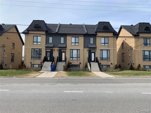 Maison de ville à vendre à Duvernay (Laval), Laval, 7101Z, boulevard  Lévesque Est, 20021811 - Centris