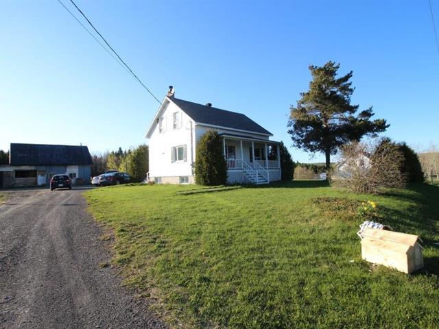 Maison à vendre à Saint-Marcellin, Bas-Saint-Laurent, 566, Route  234, 26536849 - Centris.ca