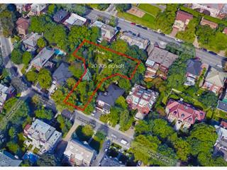 Lot for sale in Westmount, Montréal (Island), 3283, Avenue  Cedar, 9524865 - Centris.ca