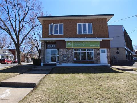 Quadruplex for sale in Montréal-Nord (Montréal), Montréal (Island), 4910 - 4912, boulevard  Gouin Est, 12953281 - Centris.ca