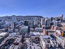 Condo for sale in Ville-Marie (Montréal), Montréal (Island), 1155, Rue de la Montagne, apt. 2801, 25758677 - Centris.ca