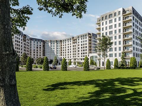 Condo / Apartment for rent in Pointe-Claire, Montréal (Island), 11, Place de la Triade, apt. 552, 14767515 - Centris.ca