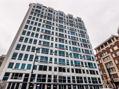 Condo for sale in Ville-Marie (Montréal), Montréal (Island), 1315, boulevard  De Maisonneuve Ouest, apt. 1102, 21038969 - Centris.ca