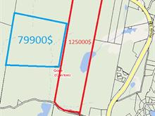 Terre à vendre à Gore, Laurentides, Chemin  McDonald, 21082206 - Centris.ca