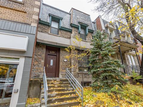 Commercial unit for rent in Westmount, Montréal (Island), 4477, Rue  Sainte-Catherine Ouest, 14147125 - Centris.ca