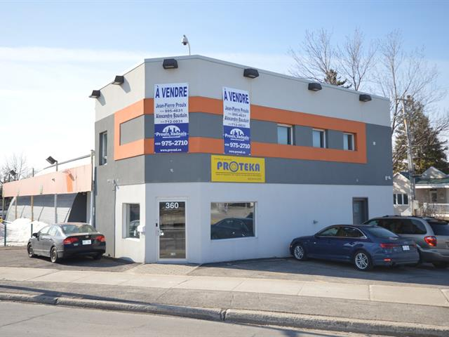 Commercial building for sale in Laval (Chomedey), Laval, 360, boulevard  Curé-Labelle, 11552369 - Centris.ca
