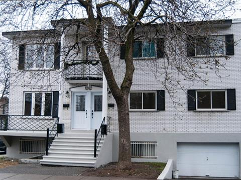 Triplex à vendre à Mercier/Hochelaga-Maisonneuve (Montréal), Montréal (Île), 5740 - 5744, Rue  Gérin-Lajoie, 21173635 - Centris