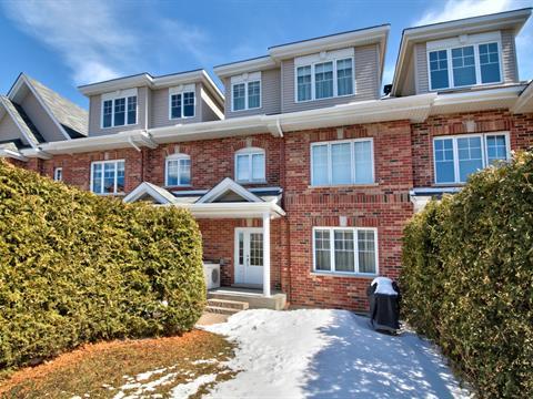 Maison de ville à vendre à Saint-Laurent (Montréal), Montréal (Île), 3485, Rue des Outardes, 13411298 - Centris
