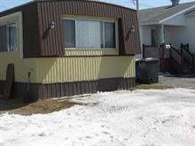 Mobile home for sale in Chibougamau, Nord-du-Québec, 1315, Rue  Saint-Pierre, 26159322 - Centris.ca