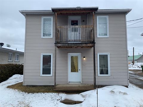 Duplex for sale in La Tuque, Mauricie, 311 - 313, Rue  Bostonnais, 28188632 - Centris