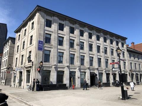 Commercial unit for rent in Ville-Marie (Montréal), Montréal (Island), 133, Rue de la Commune Ouest, suite 400, 23204752 - Centris