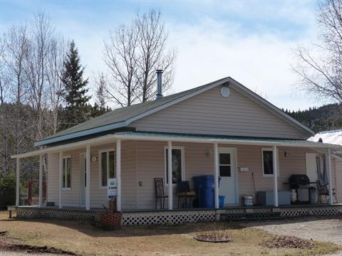 Maison à vendre à Rivière-Éternité, Saguenay/Lac-Saint-Jean, 230, Sentier  Gagné, 25255330 - Centris.ca