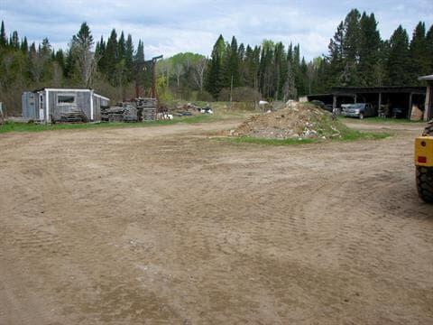 Terre à vendre à Rivière-Rouge, Laurentides, 4259, boulevard  Fernand-Lafontaine, 18381826 - Centris.ca
