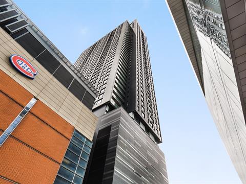 Condo for sale in Ville-Marie (Montréal), Montréal (Island), 1288, Avenue des Canadiens-de-Montréal, apt. 2012, 16993374 - Centris