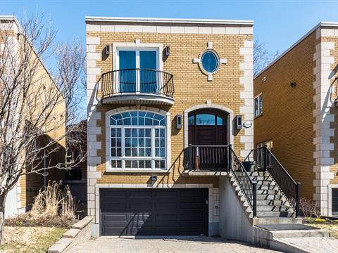 Maison de ville à vendre à Côte-des-Neiges/Notre-Dame-de-Grâce (Montréal), Montréal (Île), 5383Z, Avenue  Notre-Dame-de-Grâce, 20831118 - Centris