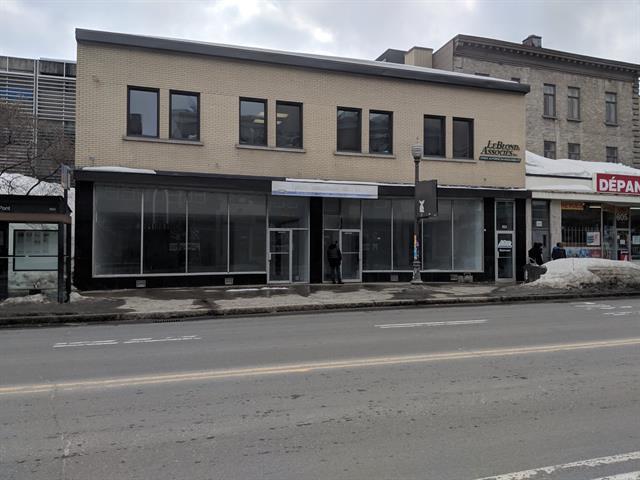 Commercial unit for rent in Québec (La Cité-Limoilou), Capitale-Nationale, 621, boulevard  Charest Est, 12067820 - Centris.ca