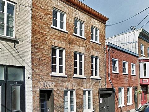 Maison à louer à La Cité-Limoilou (Québec), Capitale-Nationale, 360, Rue  Richelieu, 11804649 - Centris