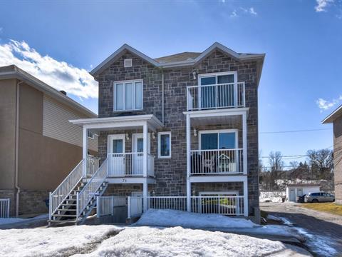Triplex à vendre à Gatineau (Gatineau), Outaouais, 76, Rue  Hamel, 26700756 - Centris