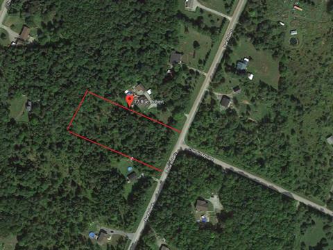 Terrain à vendre à Stukely-Sud, Estrie, 71, Rue  Robert, 10047695 - Centris.ca
