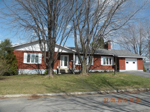 Maison à vendre à La Sarre, Abitibi-Témiscamingue, 1, Rue  Audet, 25237786 - Centris.ca