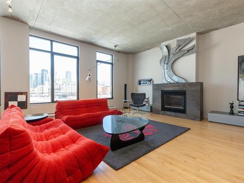 Condo / Apartment for rent in Le Sud-Ouest (Montréal), Montréal (Island), 1695, Rue  Saint-Patrick, apt. 404, 12800904 - Centris