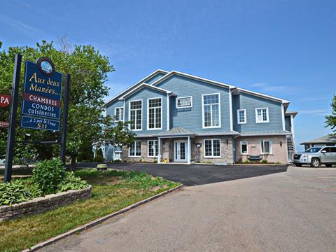 Condo à vendre à L'Islet, Chaudière-Appalaches, 142, Chemin des Pionniers Est, app. 4, 25969486 - Centris.ca