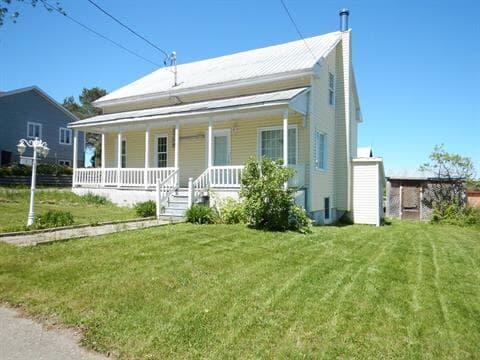 Maison à vendre à Saint-Jean-de-Dieu, Bas-Saint-Laurent, 1, Rue  Sirois, 28284506 - Centris.ca