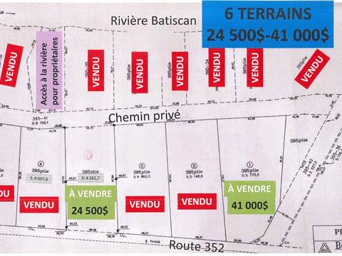 Lot for sale in Saint-Adelphe, Mauricie, Route  352, 13368348 - Centris.ca