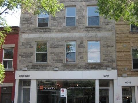 Commercial unit for rent in Rosemont/La Petite-Patrie (Montréal), Montréal (Island), 6395, boulevard  Saint-Laurent, 21976504 - Centris.ca