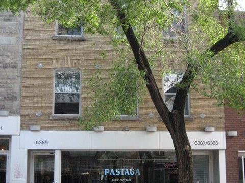 Commercial unit for rent in Rosemont/La Petite-Patrie (Montréal), Montréal (Island), 6387, boulevard  Saint-Laurent, 11325612 - Centris.ca