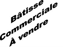 Bâtisse commerciale à vendre à Saint-Raphaël, Chaudière-Appalaches, 118, Rue  Duchaine, 18018530 - Centris.ca