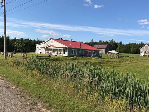 Hobby farm for sale in Saint-Pierre-de-Broughton, Chaudière-Appalaches, 555, 8e Rang, 26407320 - Centris