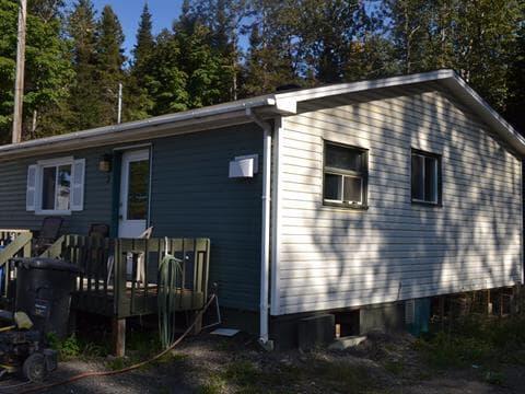 Cottage for sale in Marsoui, Gaspésie/Îles-de-la-Madeleine, 3, Route de la Mine-Candegos, 23660952 - Centris.ca