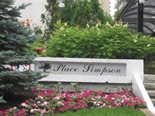 Condo / Apartment for rent in Ville-Marie (Montréal), Montréal (Island), 3470, Rue  Simpson, apt. 211, 20600047 - Centris