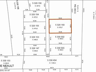 Lot for sale in La Tuque, Mauricie, Rue  Saint-Louis, 13529263 - Centris.ca