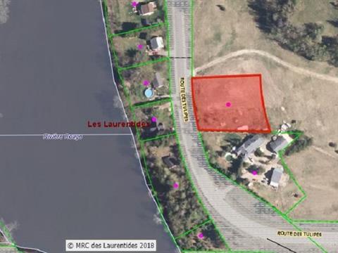 Terrain à vendre à La Conception, Laurentides, Route des Tulipes, 25169652 - Centris