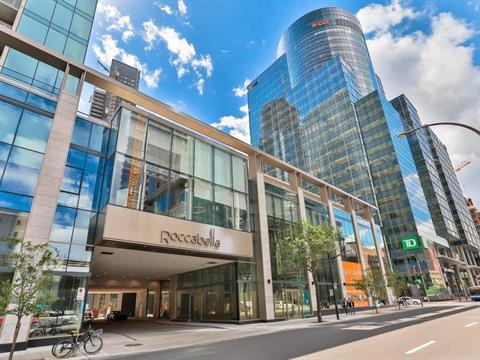 Condo for sale in Ville-Marie (Montréal), Montréal (Island), 1300, boulevard  René-Lévesque Ouest, apt. 2806, 12810786 - Centris.ca