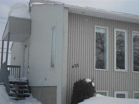 Townhouse for sale in Chicoutimi (Saguenay), Saguenay/Lac-Saint-Jean, 473, Rue  Rabelais, 18550525 - Centris